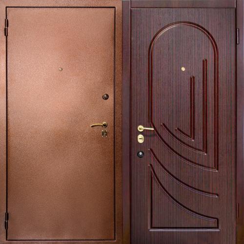 купить входные металлические двери с хорошей шумоизоляцией