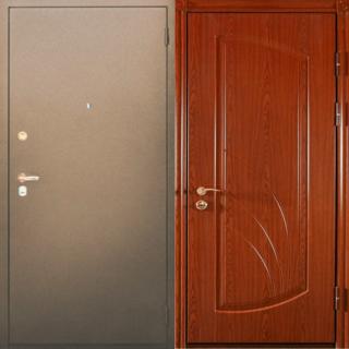 входная дверь в квартиру нестандарт