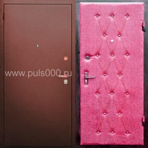железные двери с порошковым напылением н