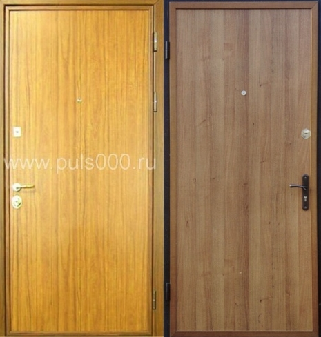 металлические двери с ламинатом в москве