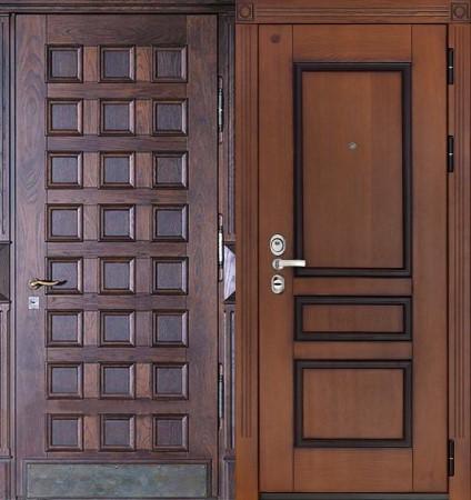 входные металлические двери красково