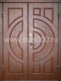двери металлические распашные входные