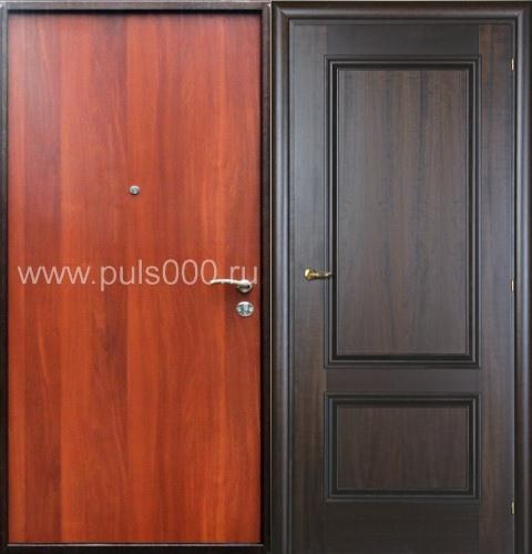 лучшая входная дверь с высокой шумоизоляцией
