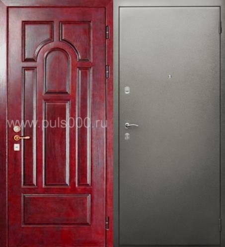 стальные двери с мдф заказ и изготовление