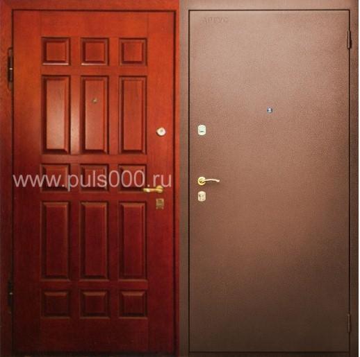 металлические двери с мдф в москва