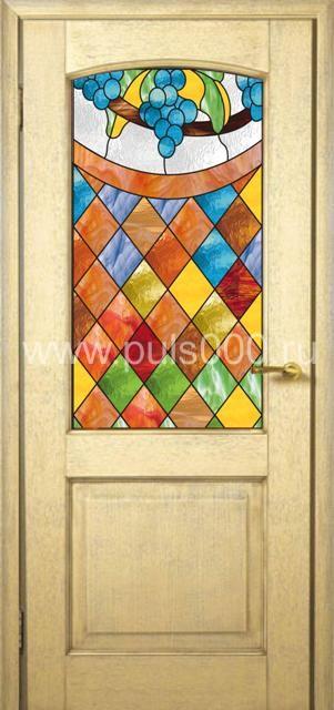 образцы витражей для входных дверей