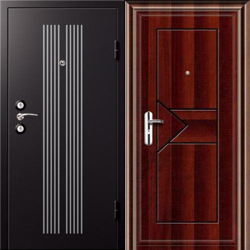 купить входные двери с хорошей звукоизоляцией