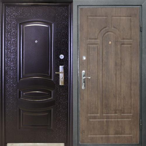 промышленная дверь металлическая входная с хорошей звукоизоляцией цена
