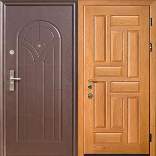двери металлические лучший производитель