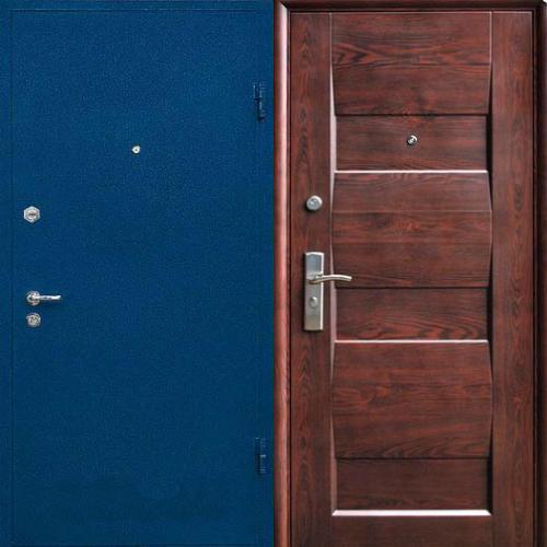 посоветуйте входную дверь с лучшей звукоизоляция