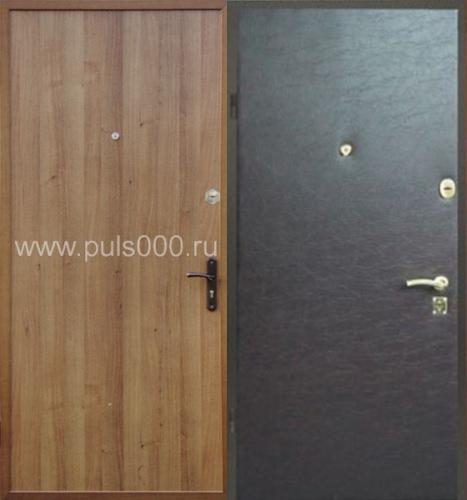 Приятная входная дверь в квартиру