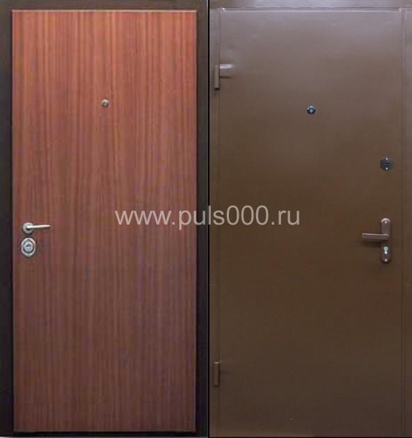 купить дверь входную с порошковым напылением по акции
