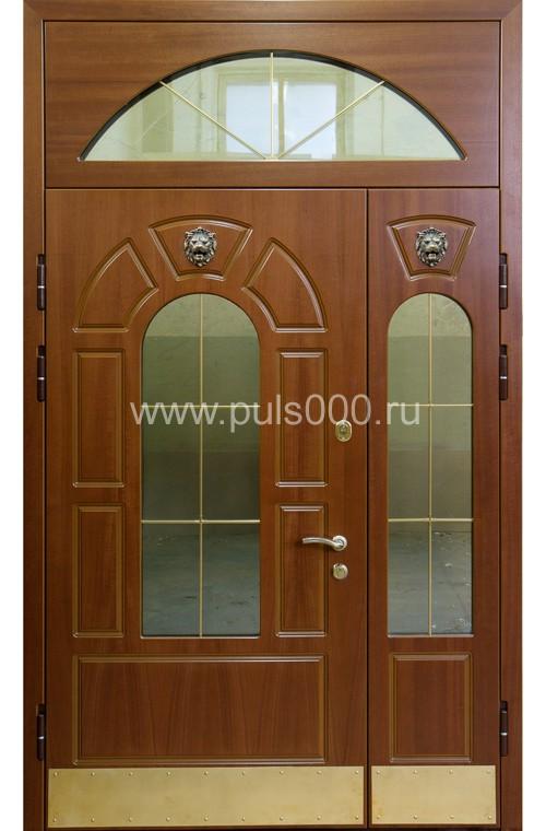 входные двери с отбойником