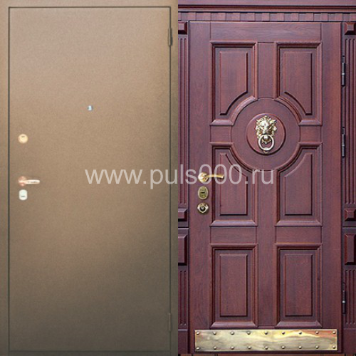 входная дверь в квартиру с шумоизоляцией недорого