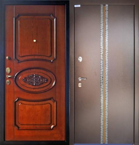 каталог входных элитных дверей