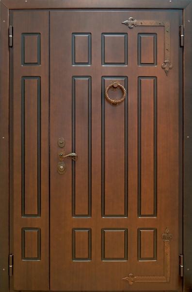 Стальные двери стал