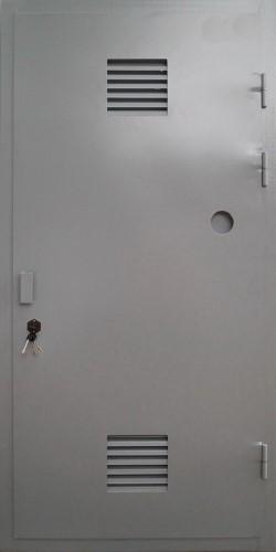металлические вентиляционные решетки в дверей