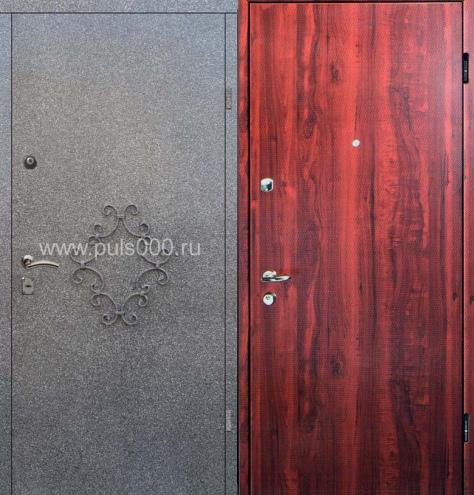 гаражная железная дверь в серпухове
