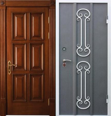 вип входные двери