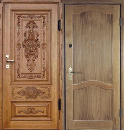 двери железные эконом класса сергиев посад