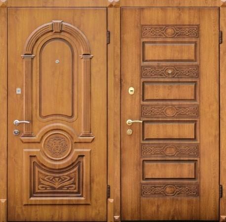 каталог уличных металлических дверей