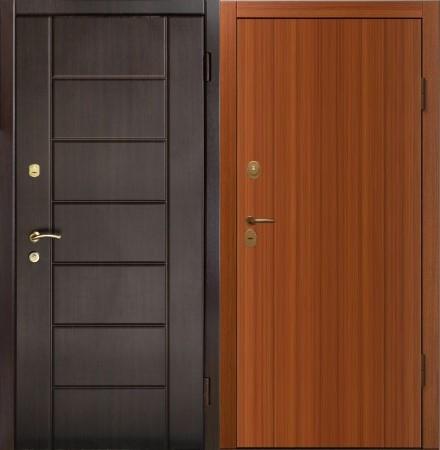 стальная дверь в ювао