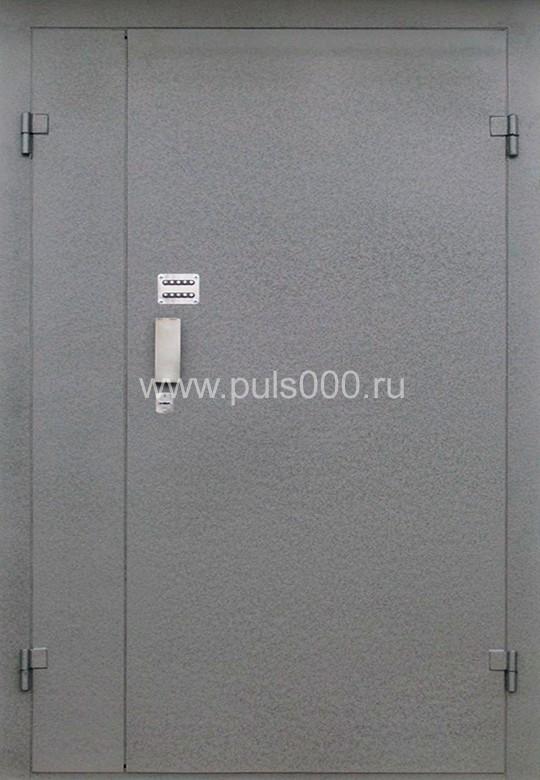 двери железные от 4 мм лист