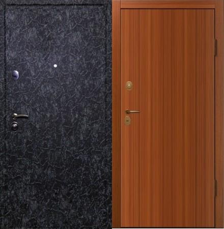железные двери эконом класс