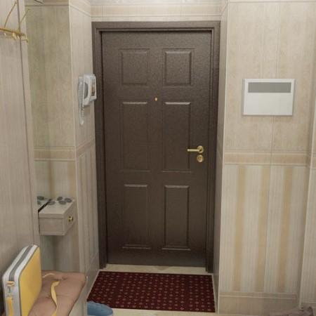дизайн установка входной двери